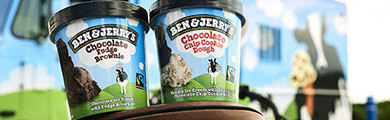 Ben & Jerry's Ice Cream Pints