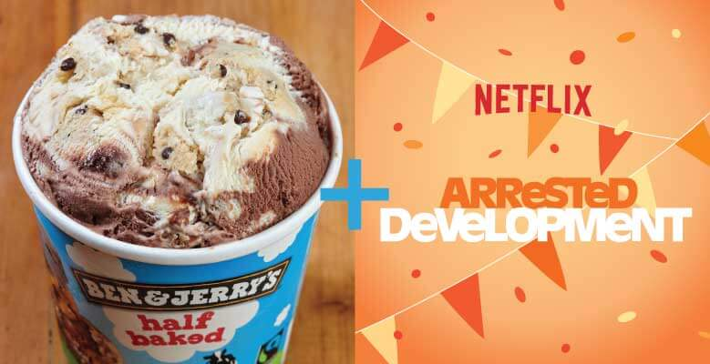 Pair Half Baked With Arrested Development