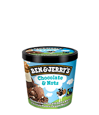 Chocolate & Nutz Single Serve