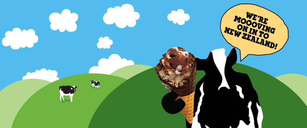 Ben & Jerry's - New Zealand