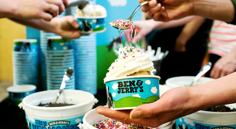 Ben & Jerry's Ice Cream Catering