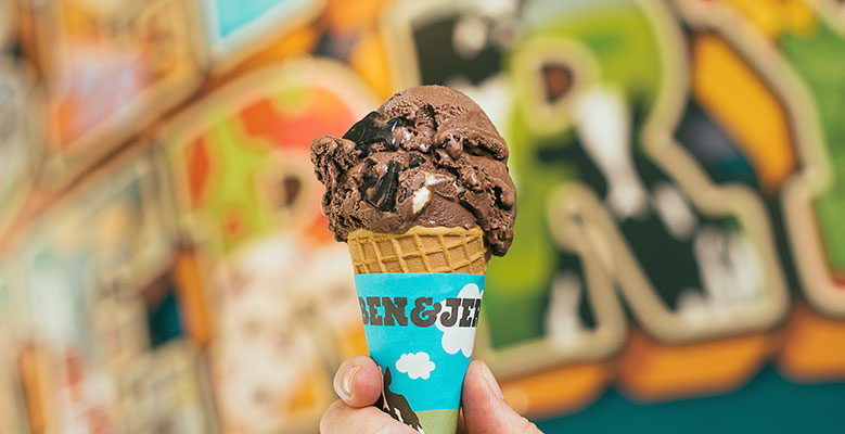 Ben & Jerry's Free Cone Day - Free ice cream!