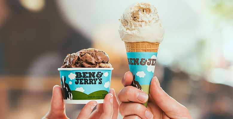 Ben & Jerry's Free Cone Day - We're scooping all day
