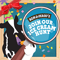 Join our Ice Cream Hunt!